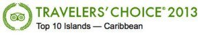 2013 Tripadvisor Choice Award winner