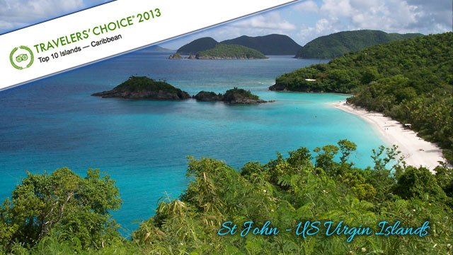 St John Top Island Choice In The Caribbean On Island