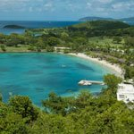 Caneel Bay Resort in St John , US Virgin Islands