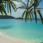 Cinnamon Bay Beach and campgrounds , St John