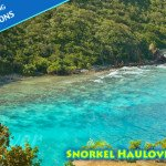 St John top snorkeling spot - Haulover North