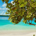 Honeymoon Beach in St John Virgin Islands