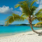 Salomon Bay Beach in St. John Virgin Islands