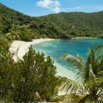 Vie's Beach , Hansen Bay , St John US Virgin Islands