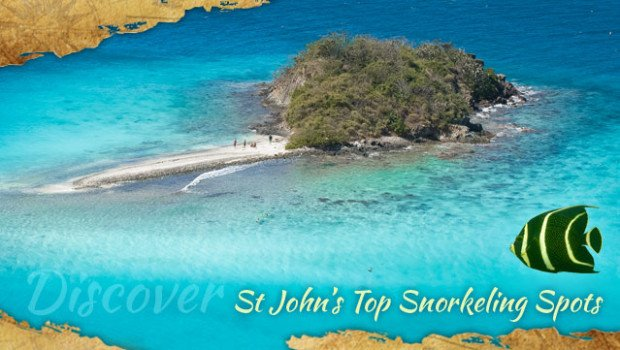 Best snorkeling spots on St John Virgin Islands