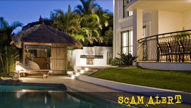 Vacation Rental Property Scams