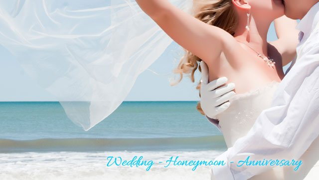 St John wedding, honeymoon guide