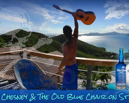 Kenny Chesney & Blue Chair Bay Rum review