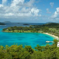 Caneel Bay Resort , St John, US Virgin Islands