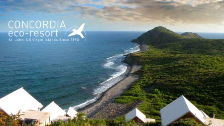 Concordia Eco-Resort on St John, USVI