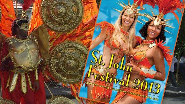 St John Carnival 2013
