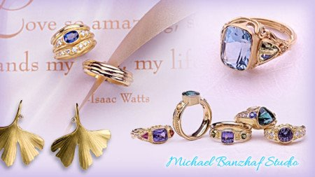 Michael Banzhaf jewelry