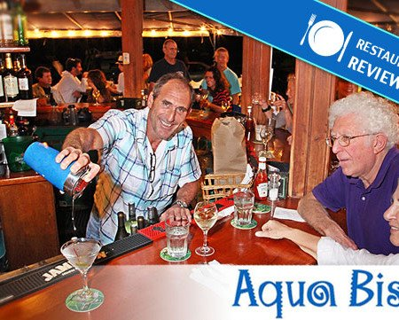 Aqua Bistro Review