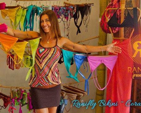 Ranifly Bikini, Coral Bay St. John