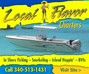Local Flavors Charters - St John