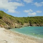Europa Bay Beach on St John
