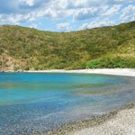 Grootpan Bay Beach on St John US Virgin Islands
