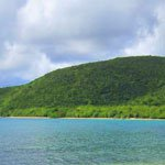 Parrot Bay Beach St John USVI
