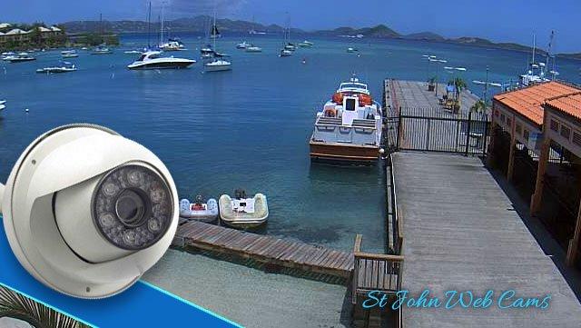 St John Web Cams