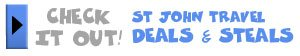 St John On-Island Times TRavel Deals