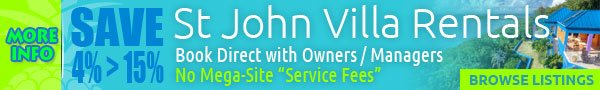 St John villa discounts and savings