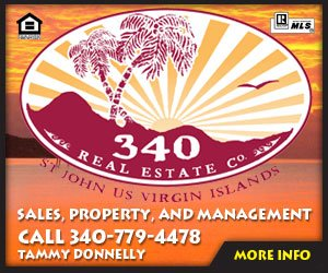 340 Real Estate Co on St John, USVI