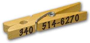 Angel's Rest floating bar clothes pin telephone number