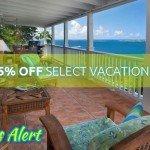 St John vacation rental villas specials