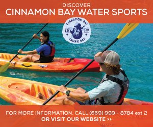 Cinnamon Bay Resort, St John island water sports activities