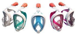 Easybreath mask from Tribord