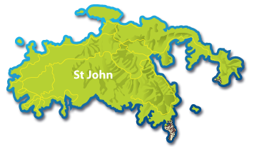 map-icon-of-st-john - On-Island Times US Virgin Islands : On ...