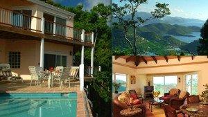 St John rental villa - Coral Rays / VRBO 191490