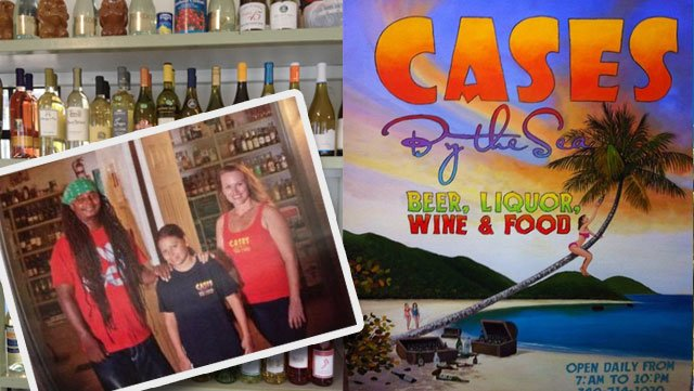 Cases By The Sea, Coral Bay, St John