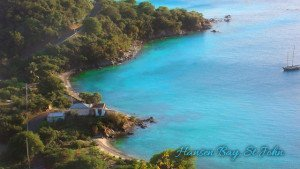 Hansen Bay, St John beaches