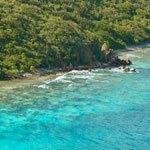 Haulover North snorkeling spot in St John US Virgin Islands