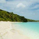 Hawksnest Beach in St John US Virgin Islands