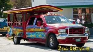 St John taxi service