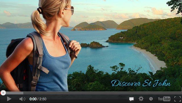 St John travel video