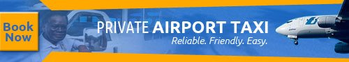 St Thomas Cyril King Airport taxi service