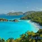 Trunk Bay - St John beaches