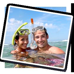 Caneel Bay beach snorkeling