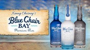Kenny Chesney Blue CHair Bay Rum