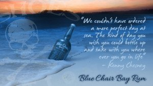 Kenny Chesney's Blue Chair Rum review