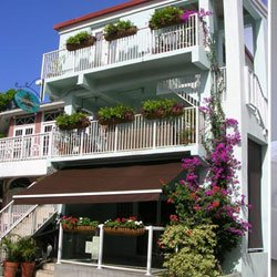 Cruz Bay Boutique Hotel B&B on St John USVI