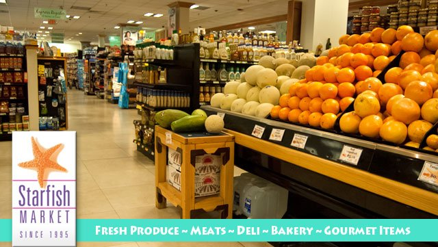Grocery and markets in St John, US Virgin Islands