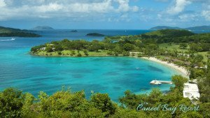 Caneel Bay Resort information