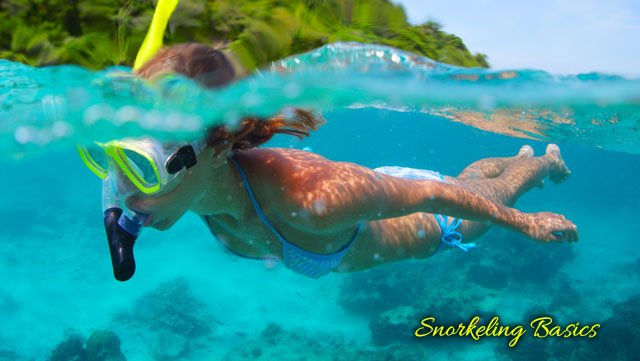 How to snorkel - basic instruction