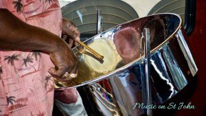 Music and musicians of St John, US Virgin Islands