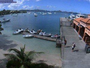 St. John web cams