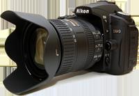 STJ Creative camera